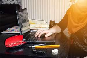 Laptop sterowanie przez internet