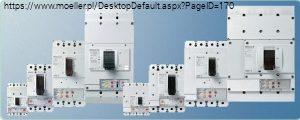 Konfigurator wyłączników i rozłączników mocy Eaton, Legrand