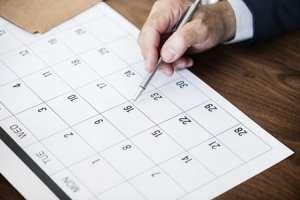 Termin rozpoczęcia prac zgodnie z umową