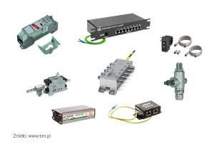 Ograniczniki przepięć instalacji sygnałowych