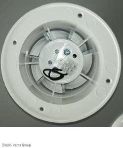 Podłączenie wentylatora łazienkowego serii PF