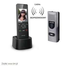 Bezprzewodowy wideodomofon Wi-Fi ORNO