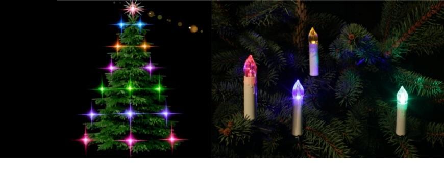 Oświetlenie świąteczne Poradnik Napięcie Salama