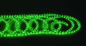 Wąż świetlny kolor zielony