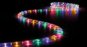 Wąż świetlny kolorowy
