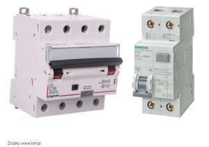 Legrand Siemens wyłącznik różnicowonadprądowy