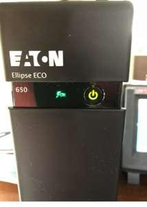 Eaton UPS do awaryjnego zasilania komputerów