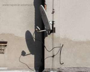 Brak zachowanego odstępu izolacyjnego pomiędzy LPS a anteną