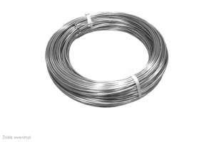 Drut odgromowy aluminiowy 8 mm ok 20 kg ok 148 m