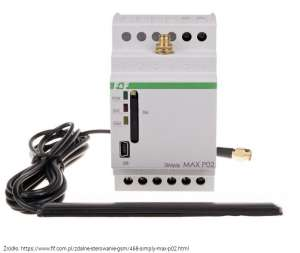 Otwieranie za pomocą telefonu Simply MAX P02 F&F