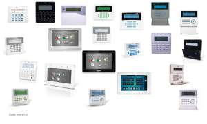 PRzykłady róznych szyfratorów do systemów alarmowych