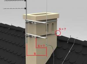 Wpływ odstępu izolacyjnego na sposób montażu anten