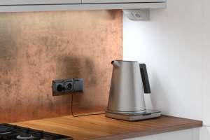 Instalacja elektryczna - gniazdka na ścianie, w blacie, czy pod szafką?
