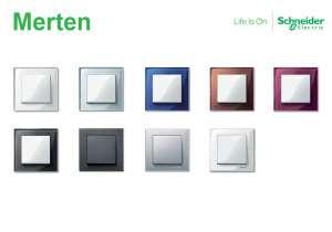 Łączniki Schneider seria Merten