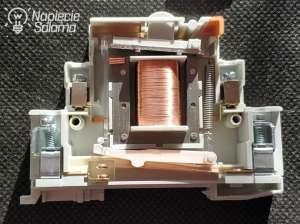 Budowa przekaźnika modułowego