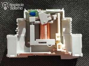 Stycznik modułowy budowa