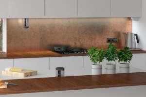 Kuchnia gniazdka na ścianie, w blacie, czy pod szafką?