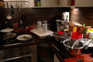 Kuchnia - czy zawsze masz na blacie porządek?