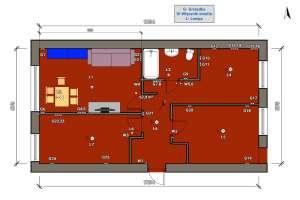 Rozmieszczenie gniazd, łączników i punktów świetlnych w mieszkaniu