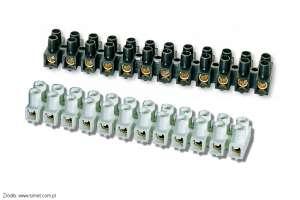 Standardowe listwy 12-torowe serii LTA produkcji Simet
