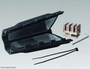 Cellpack odgałęźna mufa żelowa EASY ze złączką. Easy 6V; Easy 7V.