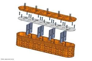 Puszka Multiwall Simet z wyposażeniem