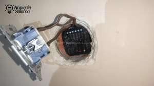 Montaż Exta Life w puszkach głębokich standardu 60 mm