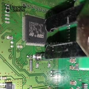 Mikroprocesor ST Microelectronics STM32f429 sterujący EFC-01 Exta Life