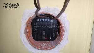 Elementy systemu Exta Life nie pozostawiają zbyt dużo miejsca w puszce standardu 60 mm
