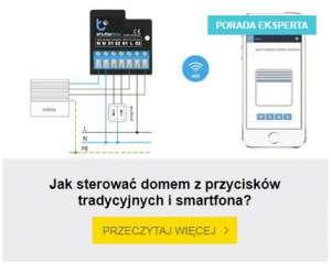 Jak sterować domem z przycisków tradycyjnych i smartfona? szkolenie z systemu inteligentnego domu