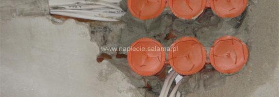 Budowa remont wewnętrznych instalacji elektrycznych