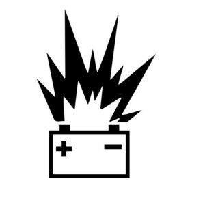Czy strefa EX powstanie w miejscu ładowania akumulatorów?