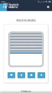 Sterownik roletowy Wi-Fi Bilebox