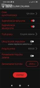 System Inteligentnego domu Exta Life Zamel RCZ-21